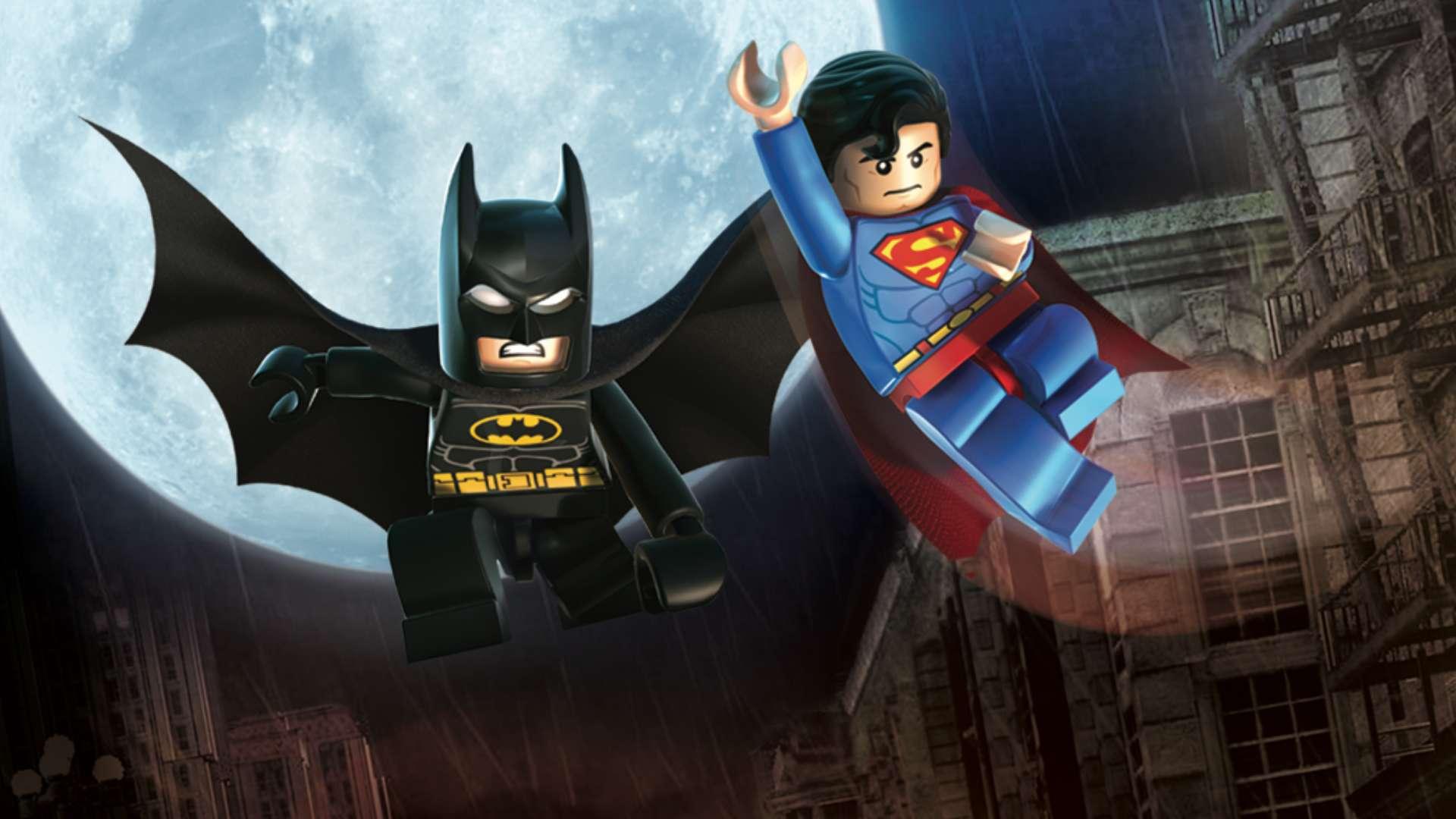 LEGO(R) バットマン:ザ・ムービー<ヒーロー大集合>