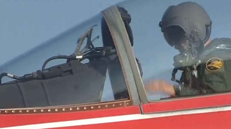 航空自衛隊創立50周年記念塗装機「小松基地」