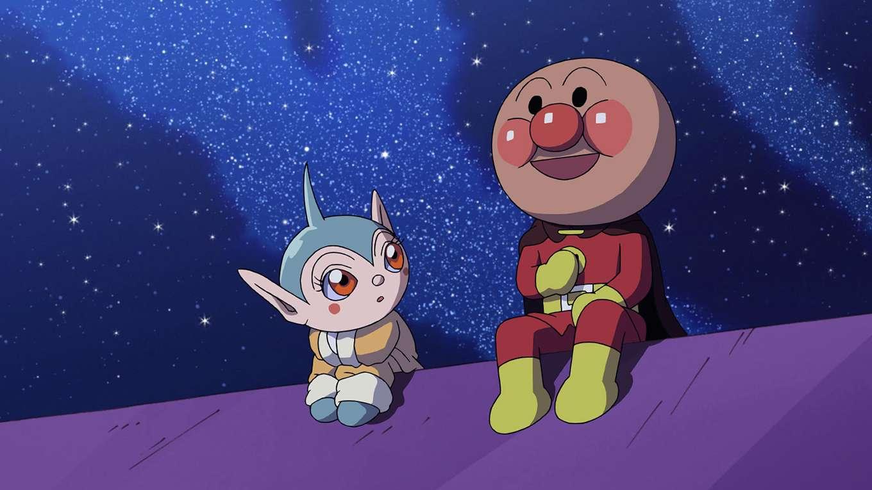 映画 それいけ!アンパンマン すくえ!ココリンと奇跡の星