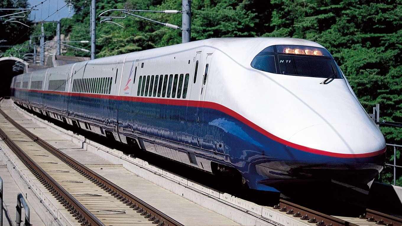 だいすき新幹線 上越・長野新幹線