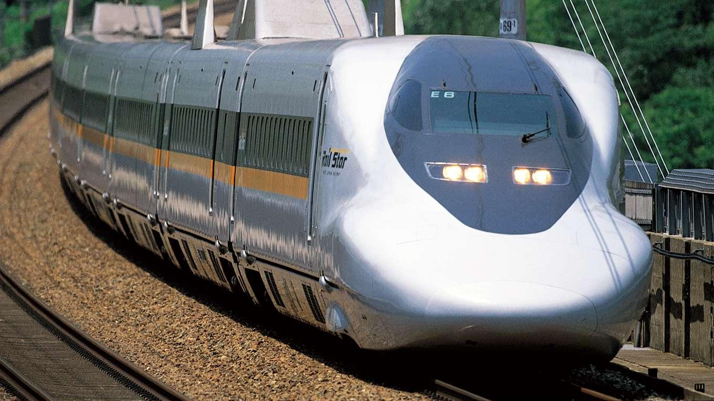 だいすき新幹線 山陽新幹線