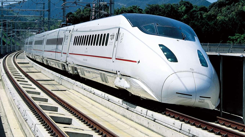 だいすき新幹線 九州新幹線