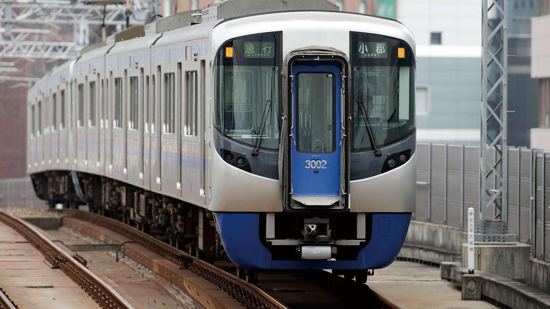 列車大集合/通勤電車