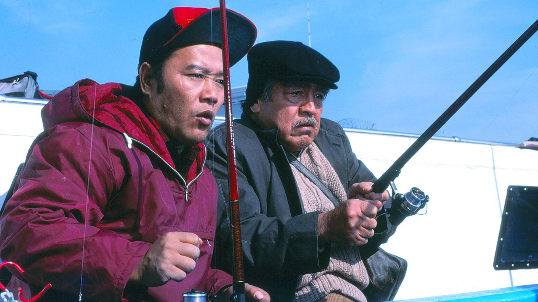 釣りバカ日誌動画
