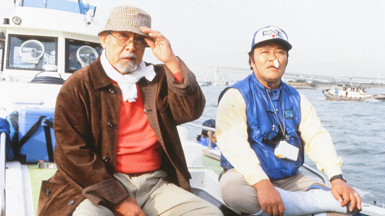 釣りバカ日誌5動画