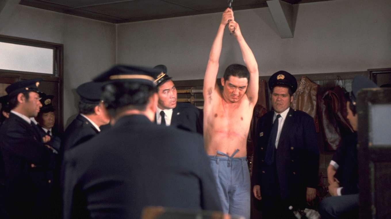 暴動島根刑務所