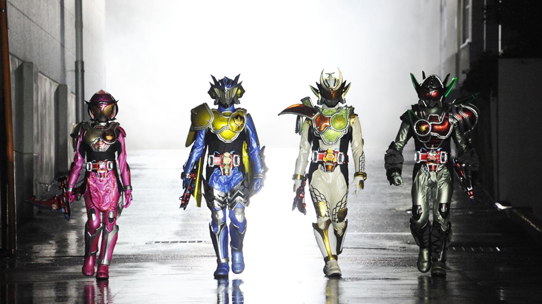 鎧武外伝 仮面ライダーデューク/仮面ライダーナックル無料公式動画