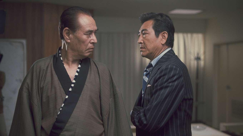 やくざ戦争 日本の首領