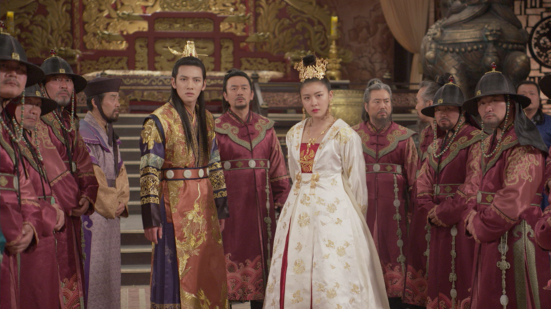 奇皇后 第5回 崖の上の決断動画を無料視聴
