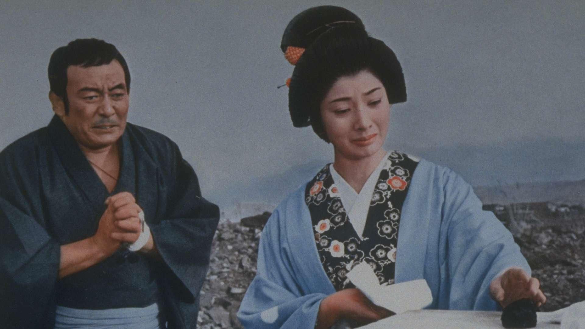 日本女侠伝 血斗乱れ花