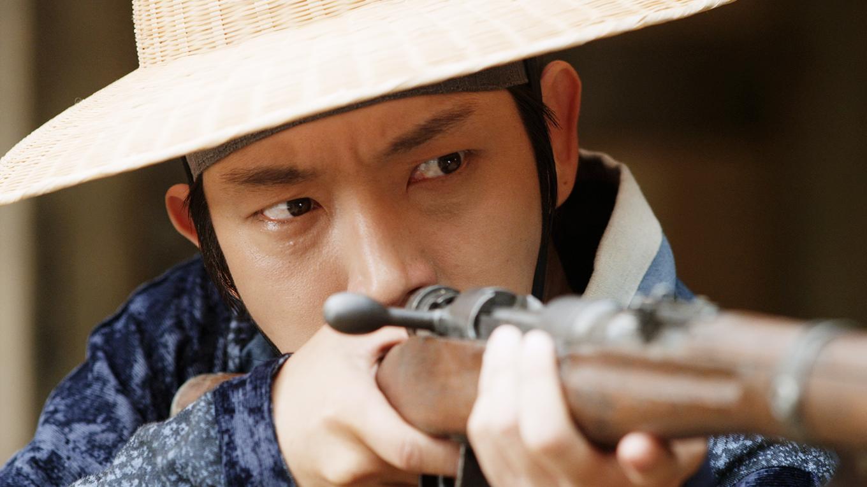 朝鮮ガンマン 第10話 「あなたを守れるなら」動画フル無料視聴