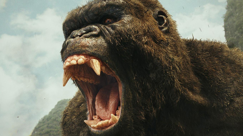 キングコング:髑髏島の巨神フル動画
