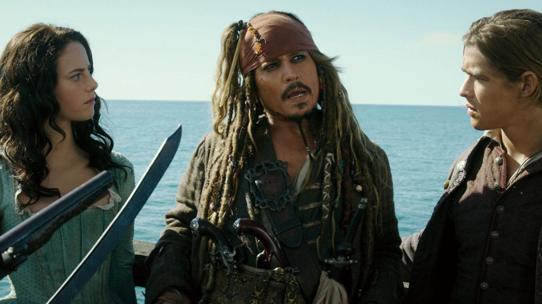 パイレーツ・オブ・カリビアン/最後の海賊無料動画