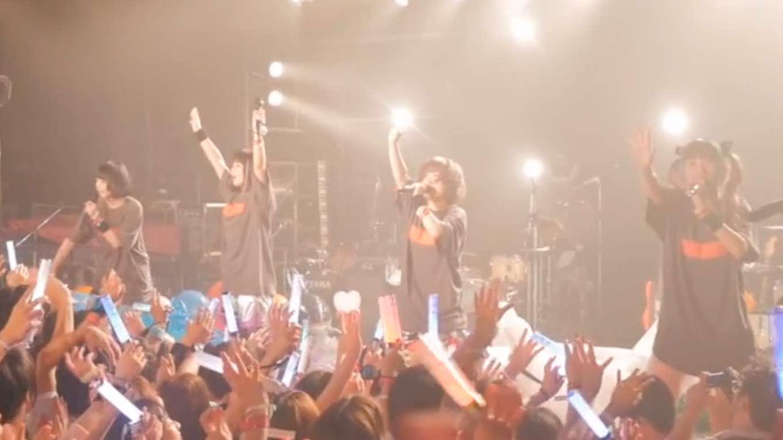 WE ARE A ROCK FESTIVAL TOUR FINAL-RETURN TO ZERO-