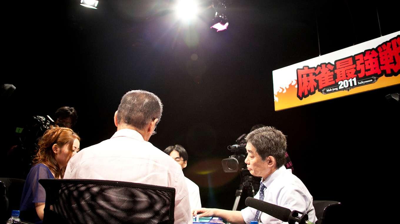 麻雀最強戦2011 敗者復活戦
