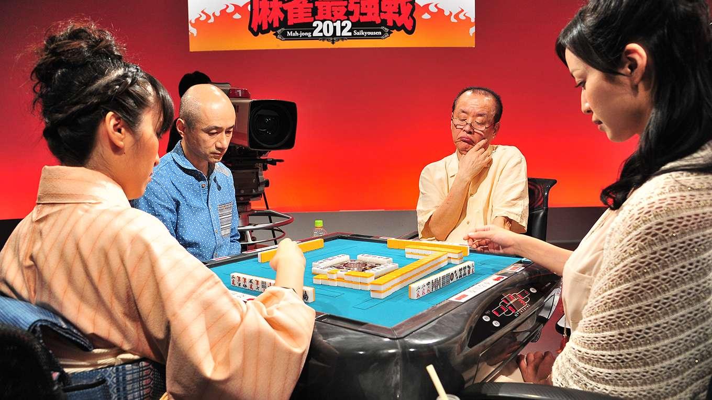 麻雀最強戦2012 著名人代表決定戦風神編