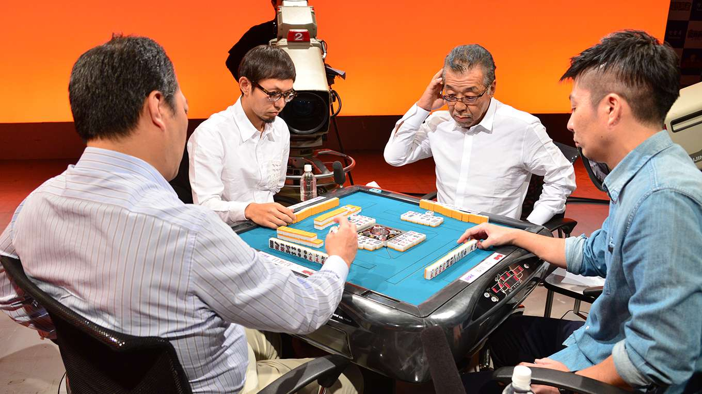 麻雀最強戦2014 日本トップ経営者頂上決戦
