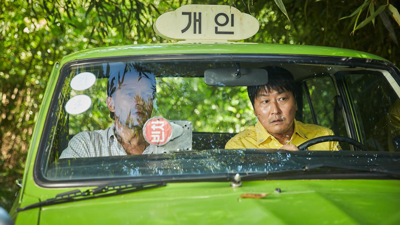 タクシー運転手 ~約束は海を越えて~動画フル