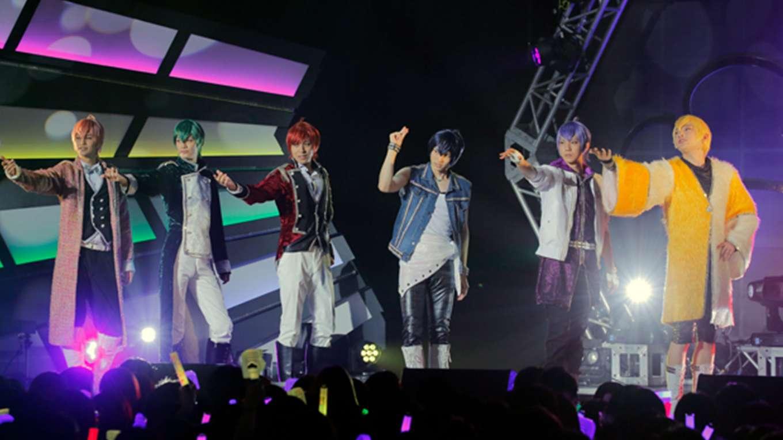 F6 1st LIVE TOUR