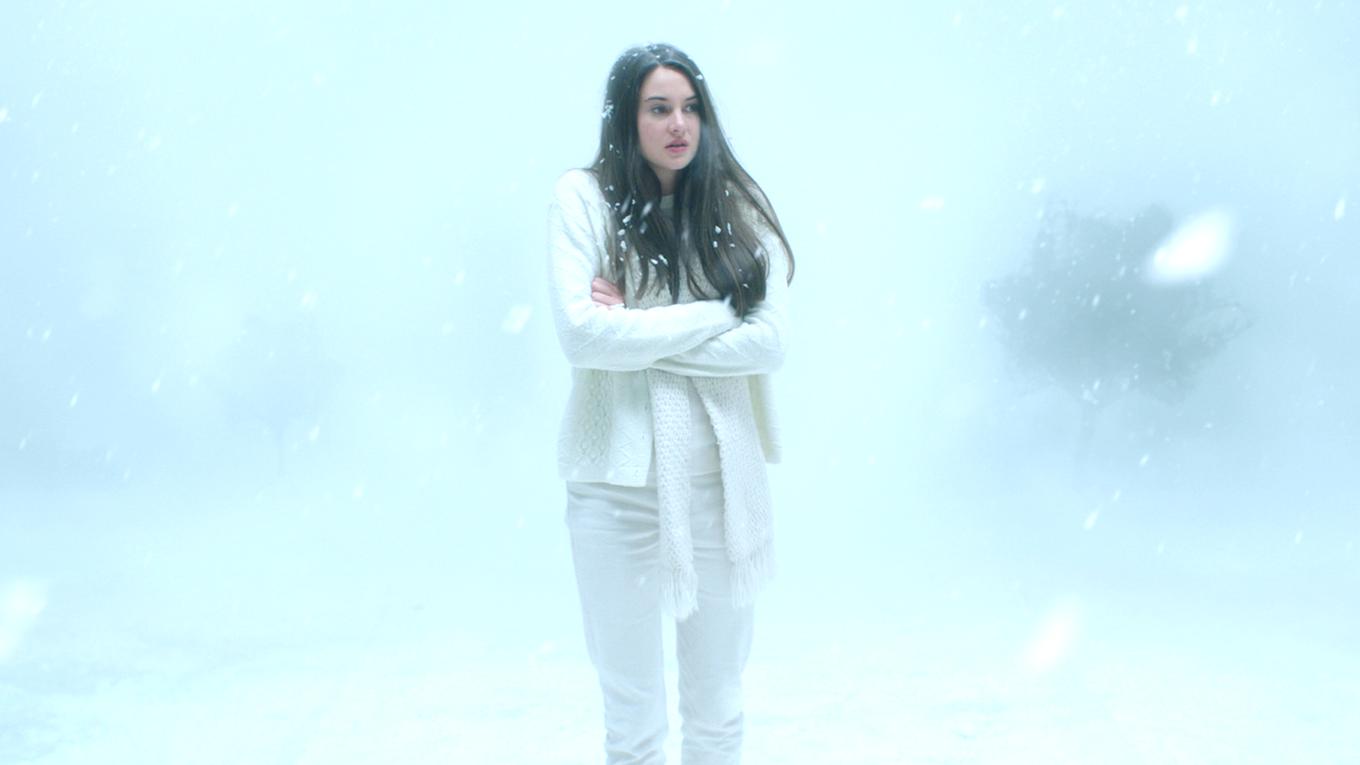 ブリザード 凍える秘密動画