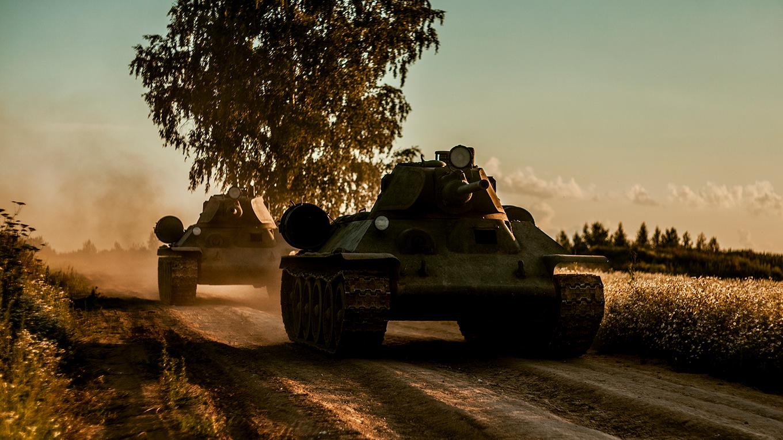 T-34 ナチスが恐れた最強戦車フル動画