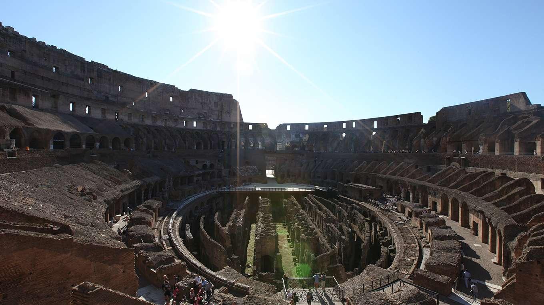 あなたの知らないローマ~探検!古代都市の地下迷宮~