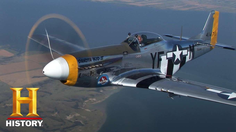 P-51 マスタング
