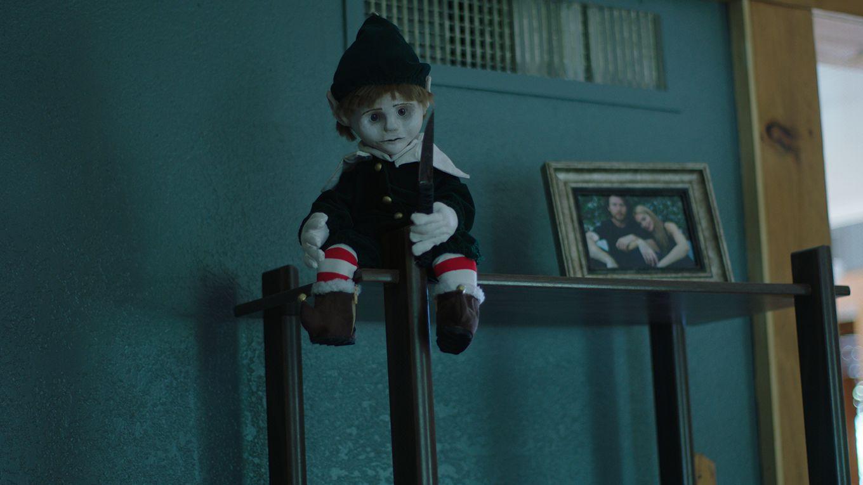 エルフ 悪魔の人形