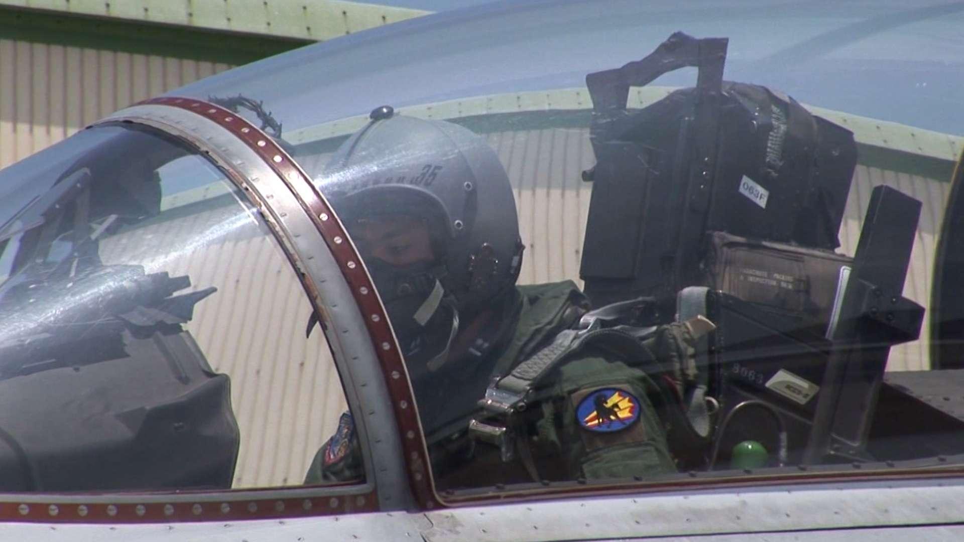 トップガンへの道 第23飛行隊