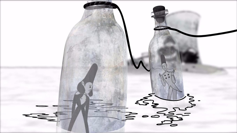 ボトル戦争動画