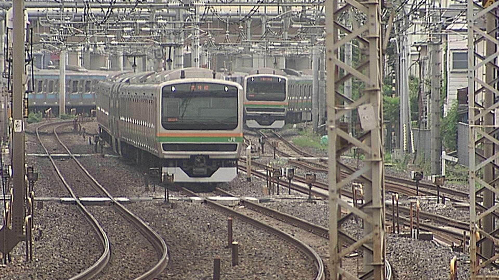 E231系湘南新宿ライン特別快速 Vol.1(高崎~新宿)