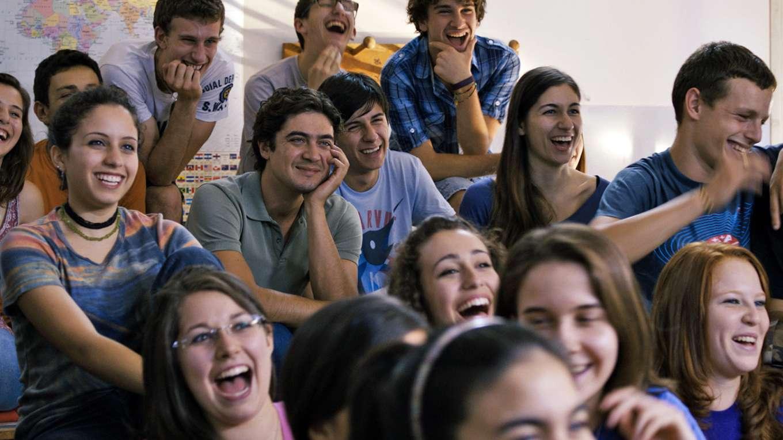 ローマの教室で ~我らの佳き日々~