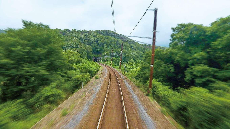 湖西線経由 播州赤穂行 新快速