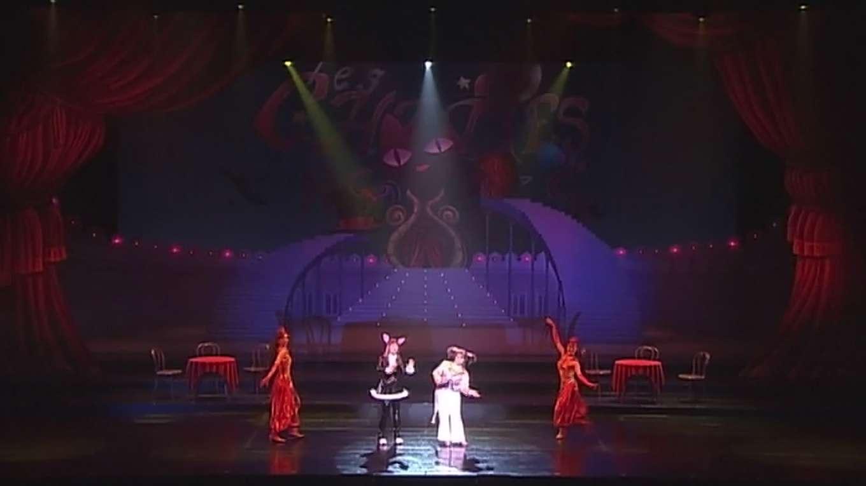 サクラ大戦 巴里花組ライブ2009 ~燃え上がれ自由の翼~