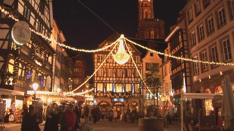 クリスマス街道 欧州3国・映像と音楽の旅
