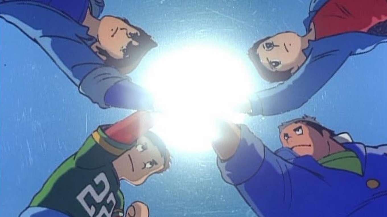 UFO戦士ダイアポロン
