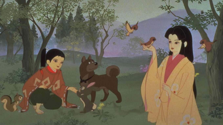 安寿と厨子王丸