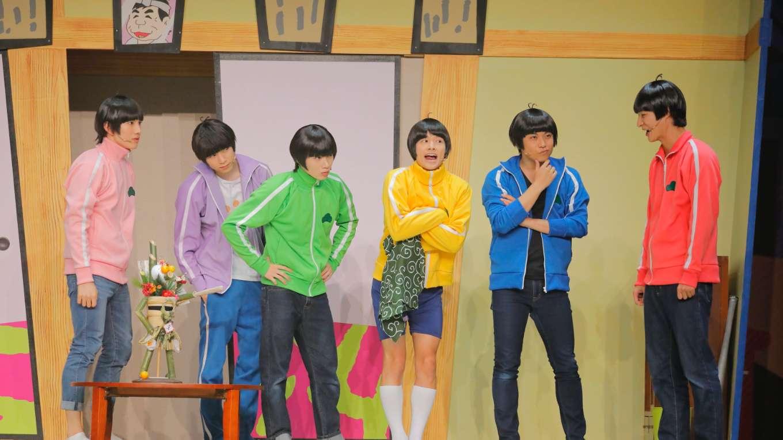 舞台『おそ松さん on STAGE ~SIX MEN'S SHOW TIME 3~』