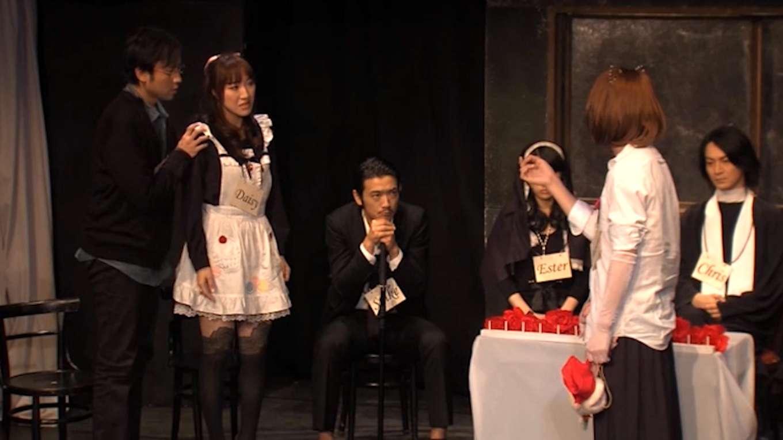 人狼 ザ・ライブプレイングシアター #09:VILLAGE V 冬霧に冴ゆる村 第8ステージ