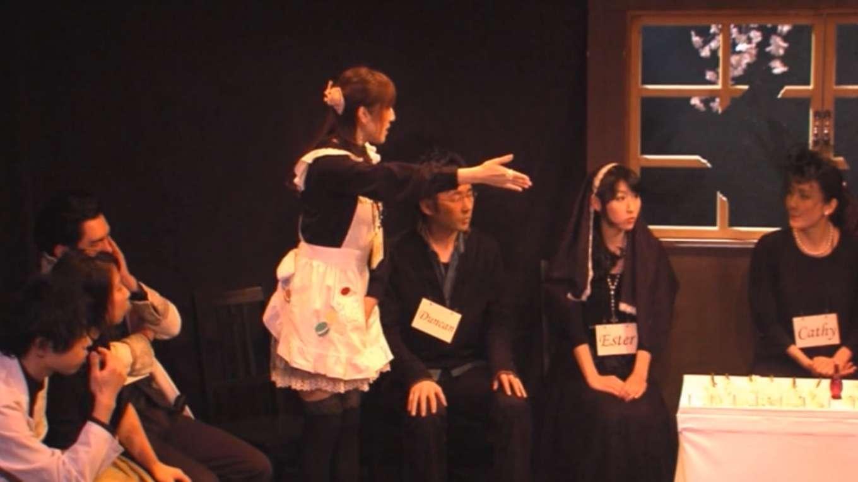 人狼 ザ・ライブプレイングシアター #11:VILLAGE VI 春風の薫る村 第13ステージ