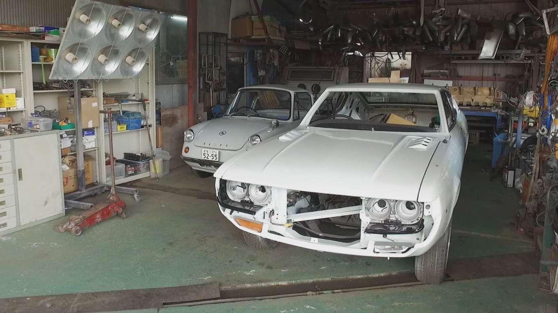 旧車TV レストア・ファクトリー