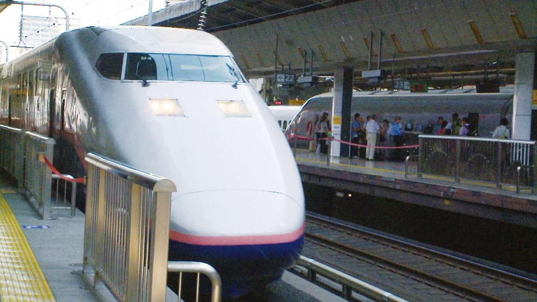 さよならE1系Max 上越新幹線 全線