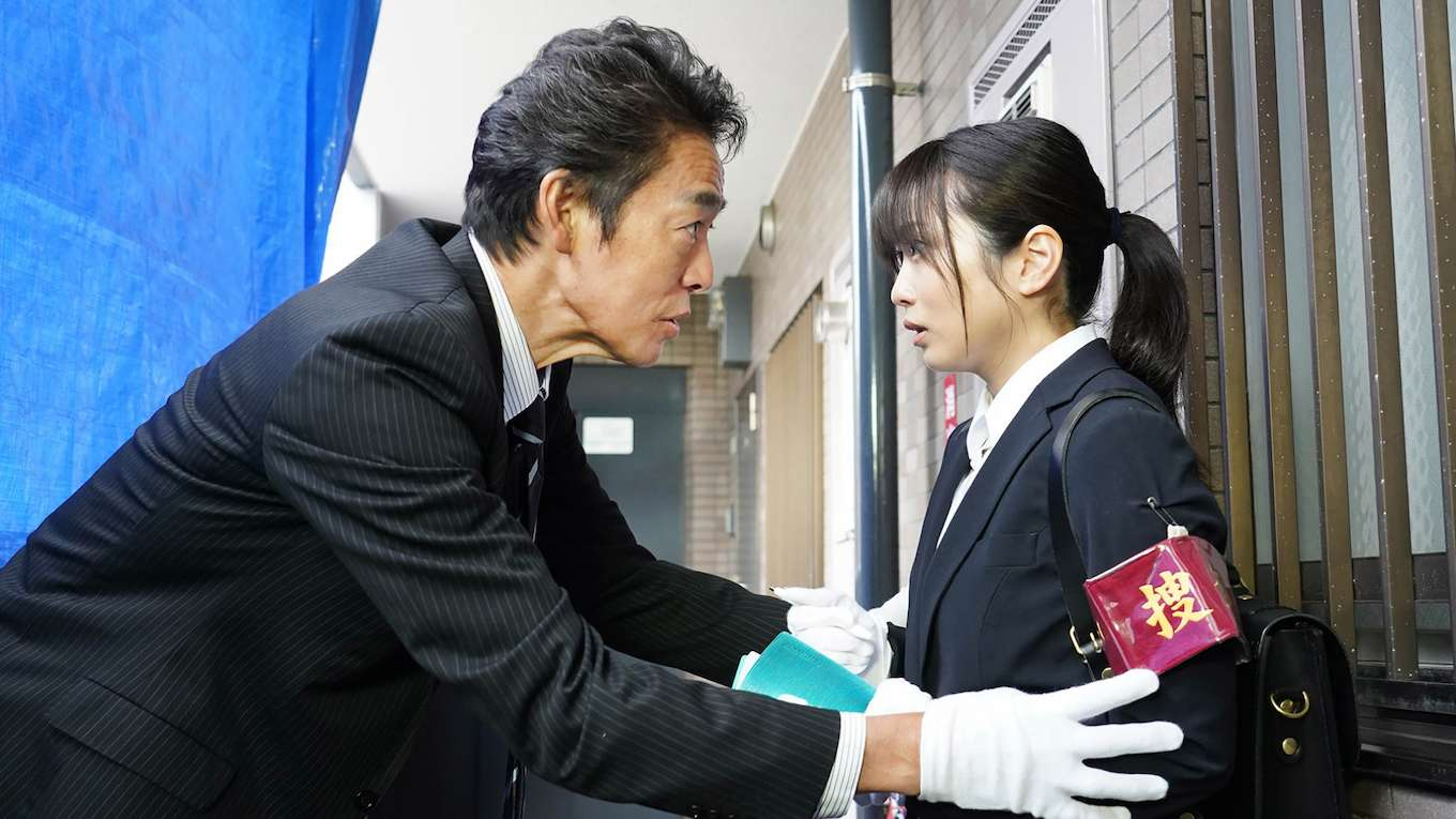 堂場瞬一サスペンス「ラストライン 刑事 岩倉剛」