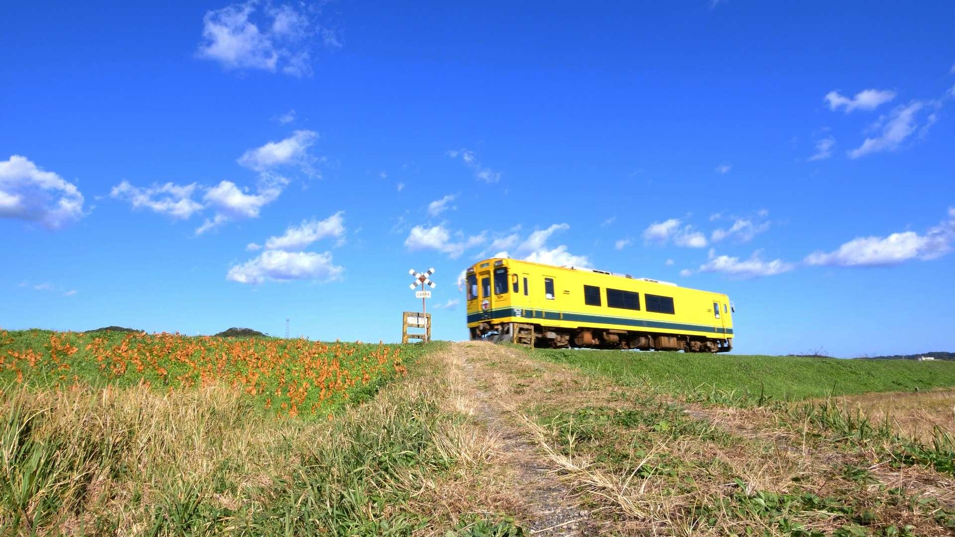 小湊鐵道・いすみ鉄道【HealingBlueAir】