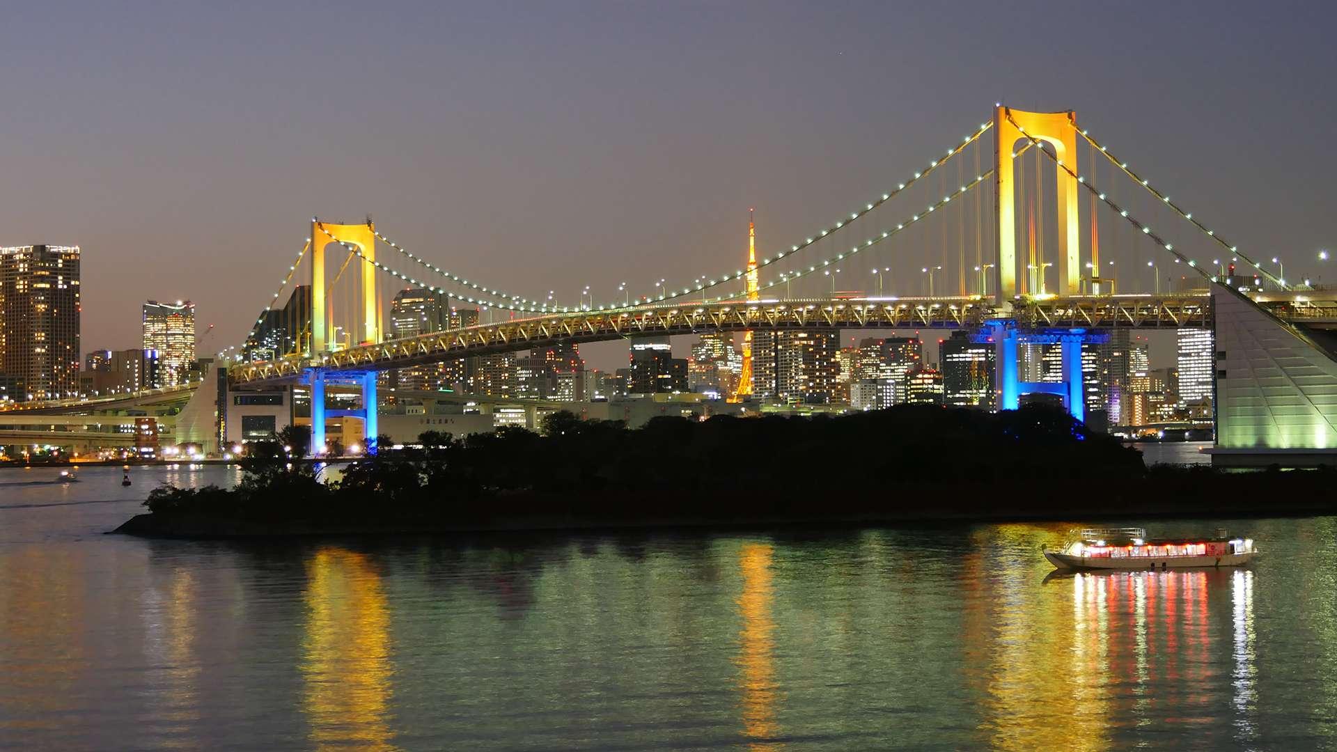 夕景(Tokyo Twilight)【HealingBlue】
