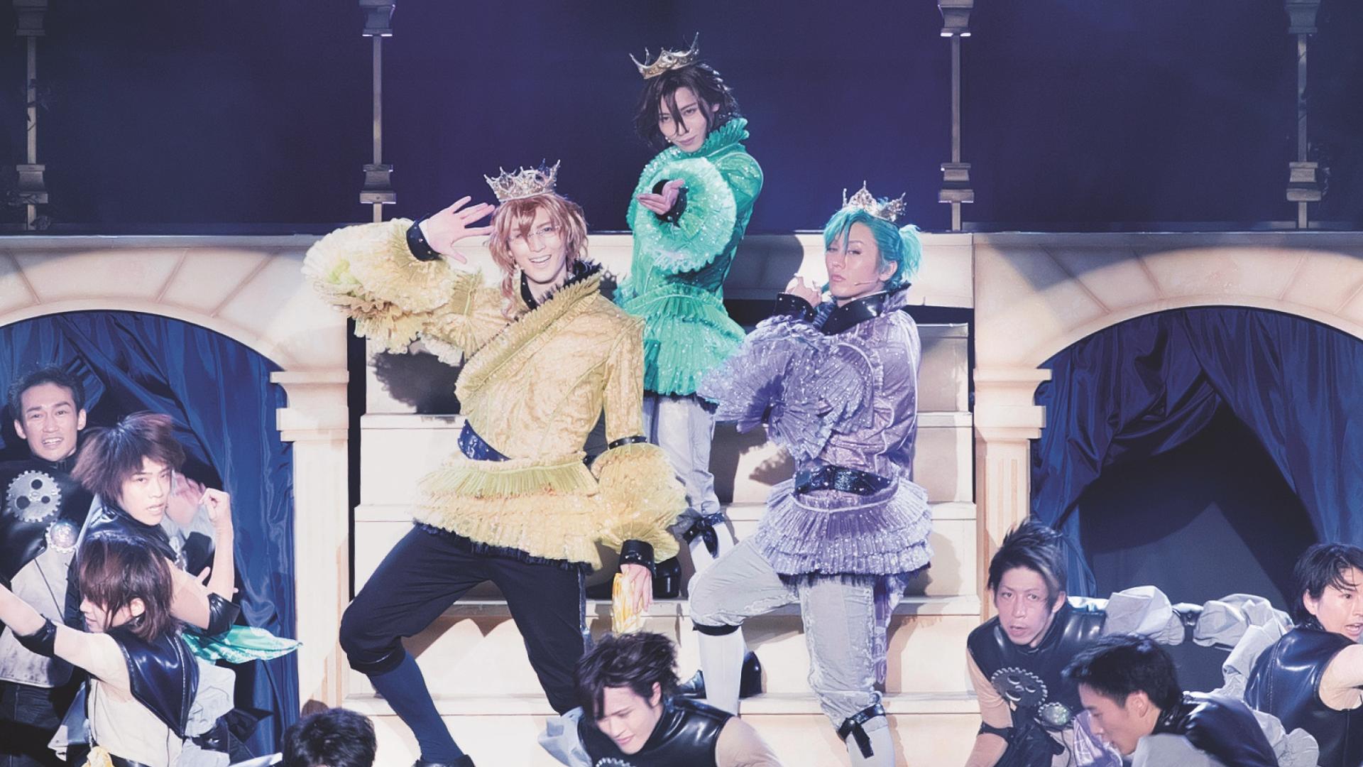 舞台「劇団シャイニング from うたの☆プリンスさまっ♪『マスカレイドミラージュ』」