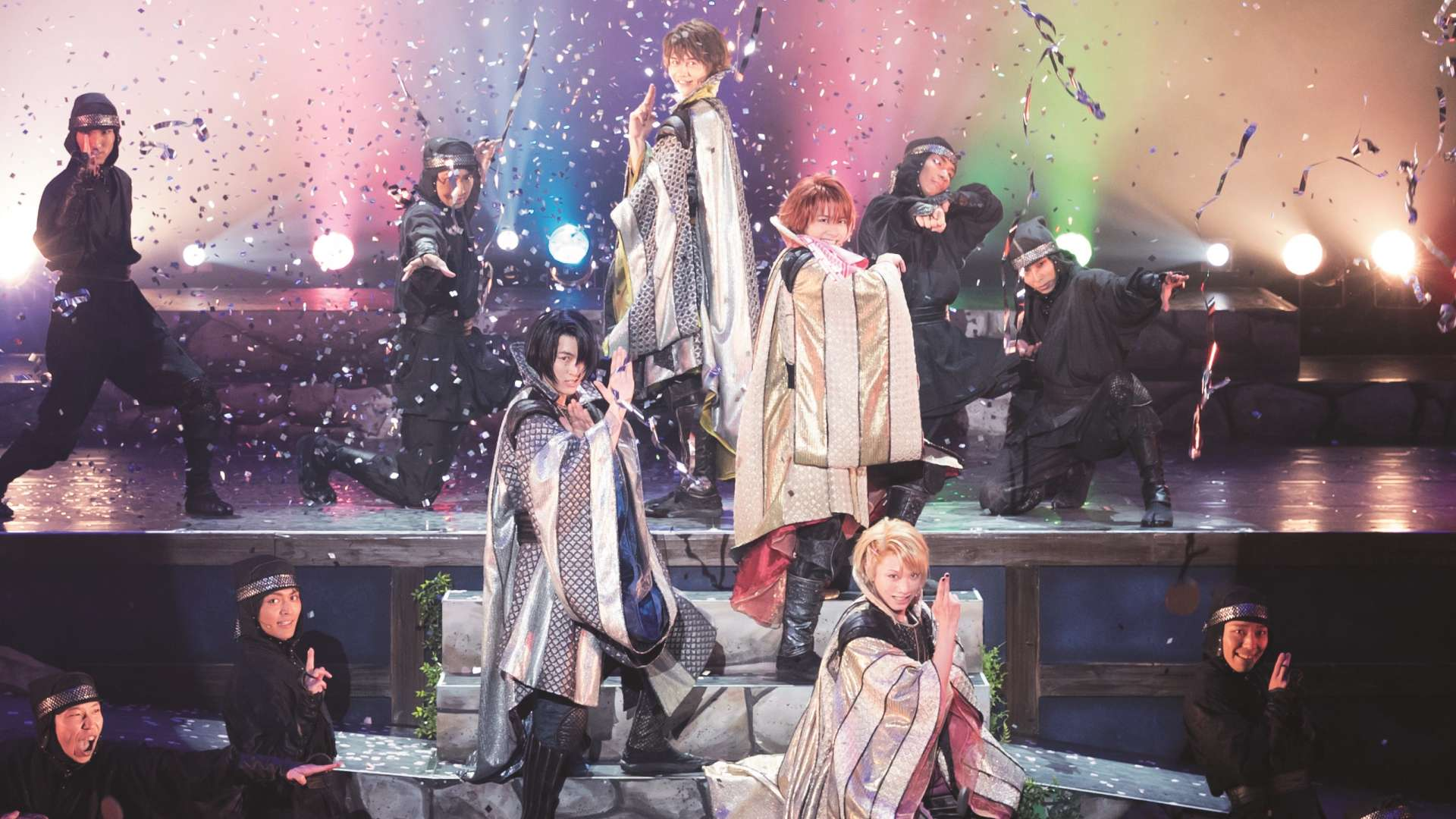 舞台「劇団シャイニング from うたの☆プリンスさまっ♪『天下無敵の忍び道』」