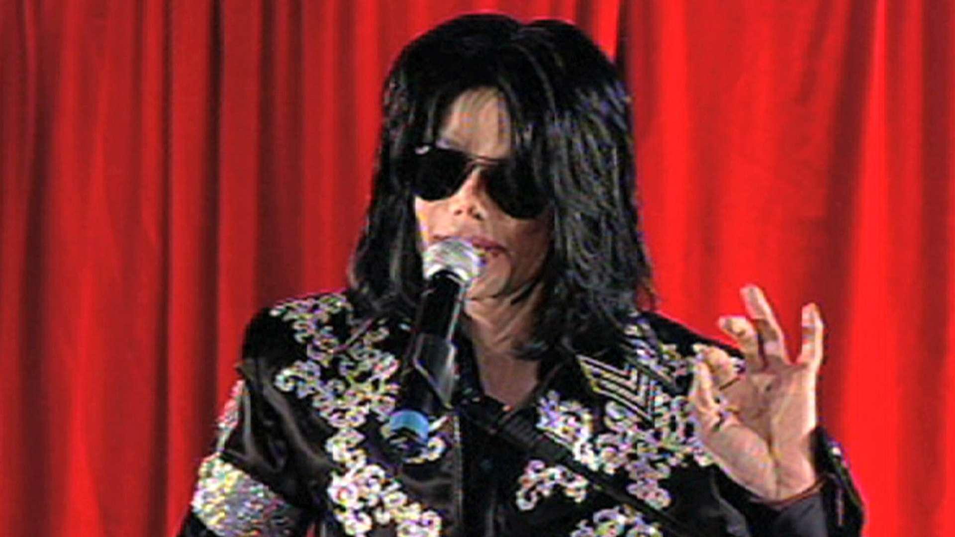 マイケル・ジャクソン:ポップ・プロフィール