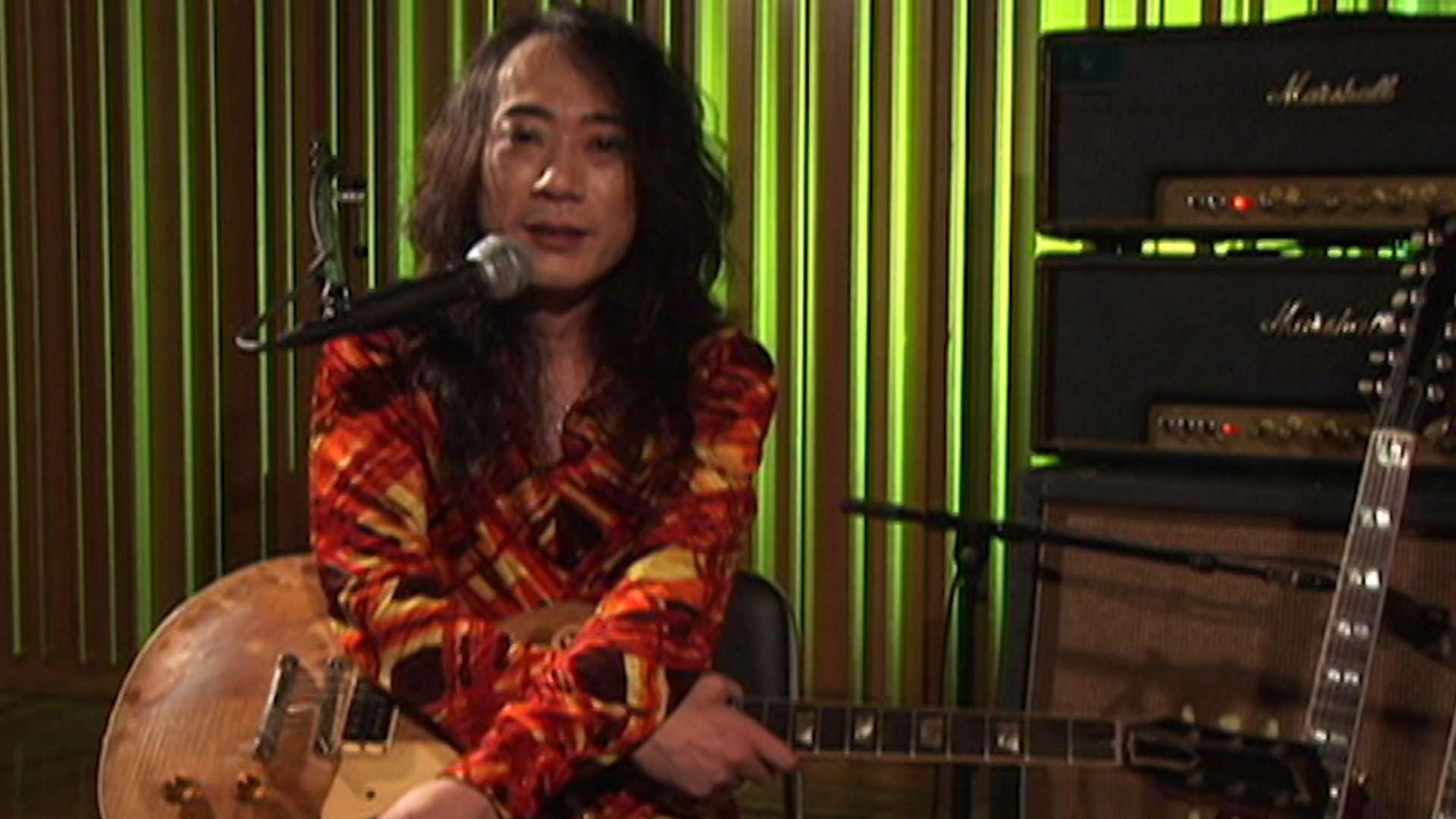 PATA 直伝 Improvisation Guitar Style