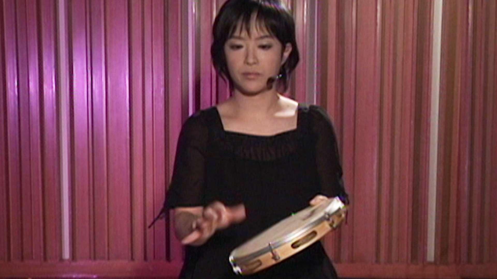 仙道さおり 直伝 極楽パーカッション ~音あそびのススメ~